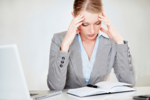 corporate burnout and stress