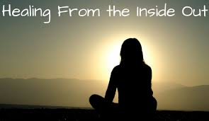 Healing from the inside out.
