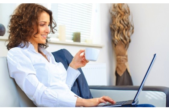 Remote wellness: online counseling