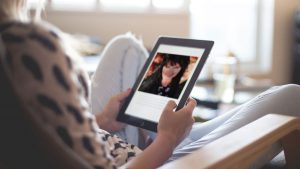 Online counseling and HTR sessions