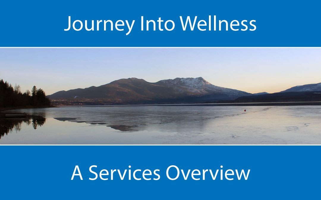 Journey Into Wellness: a counseling and coaching services overview