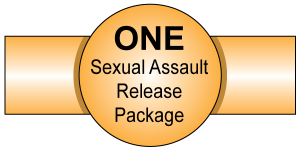 sexual assault release package