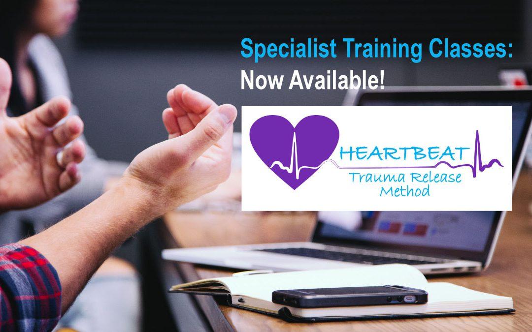 Heartbeat Trauma Release Specialist Training