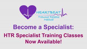Become a Specialist: HTR Specialist Training Classes Now Available!