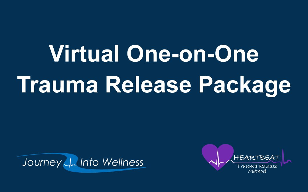 Introducing Virtual One-on-One Trauma Release Sessions