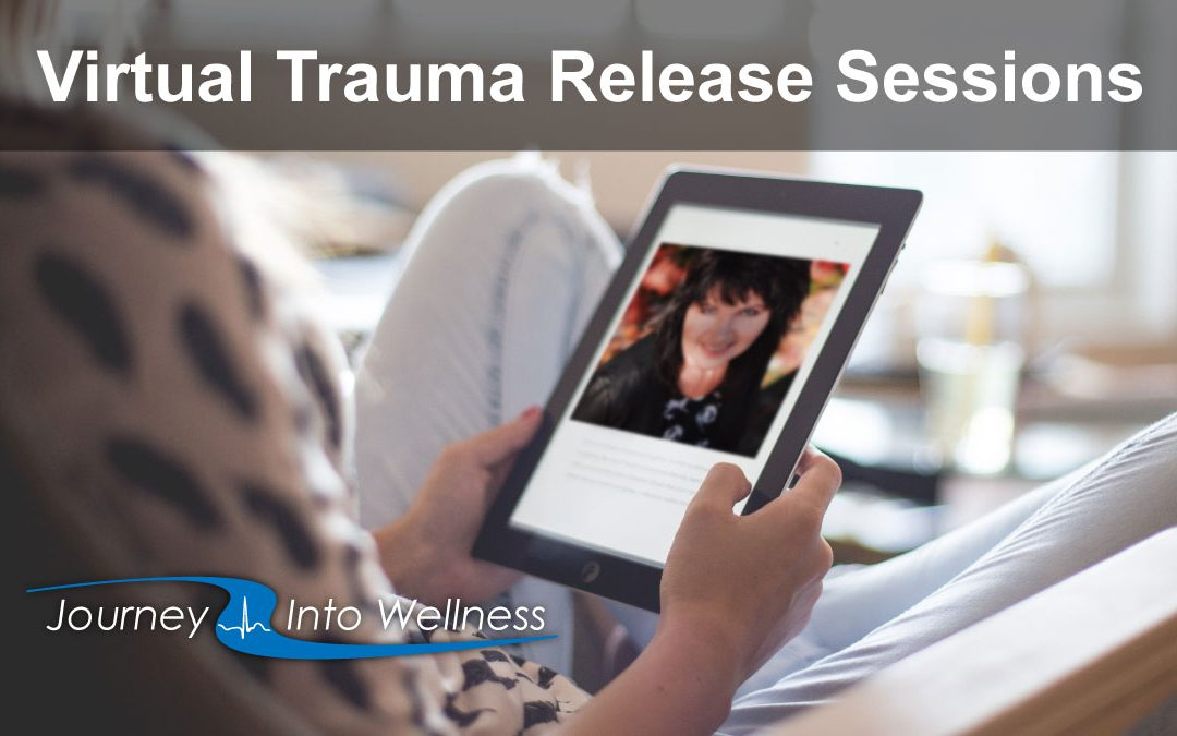 Virtual Trauma Release; Garry & Shannon's stories