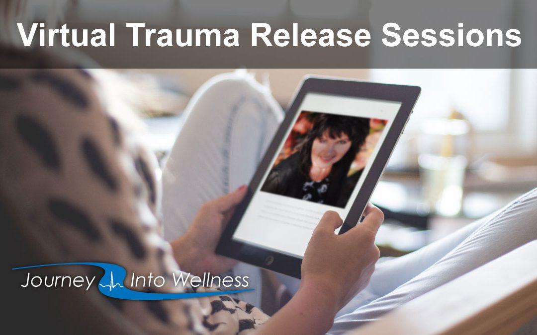 virtual trauma release: client testimonials