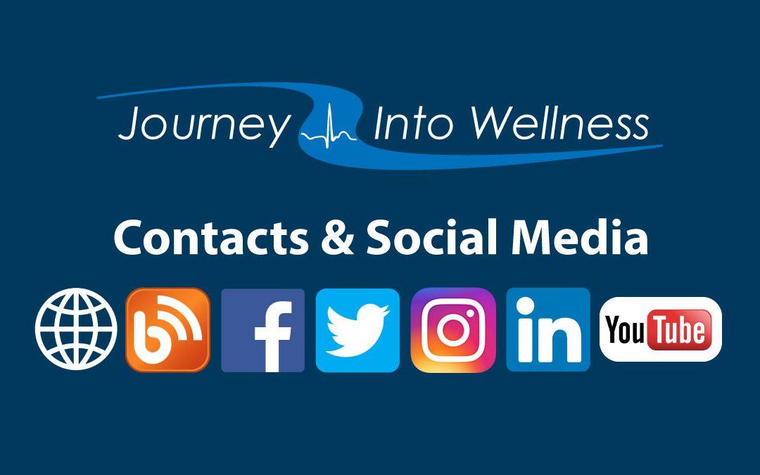 Contacts & Social Media