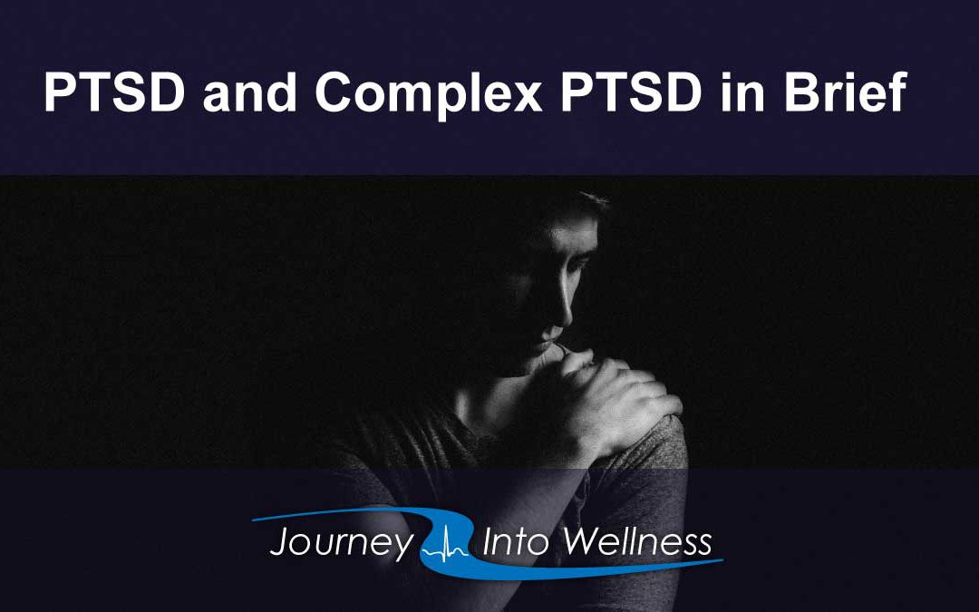 PTSD & Complex PTSD: What's the Difference?