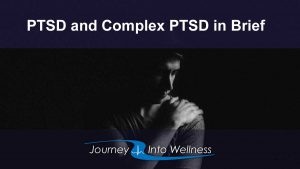 PTSD and Complex PTSD; what's the difference?