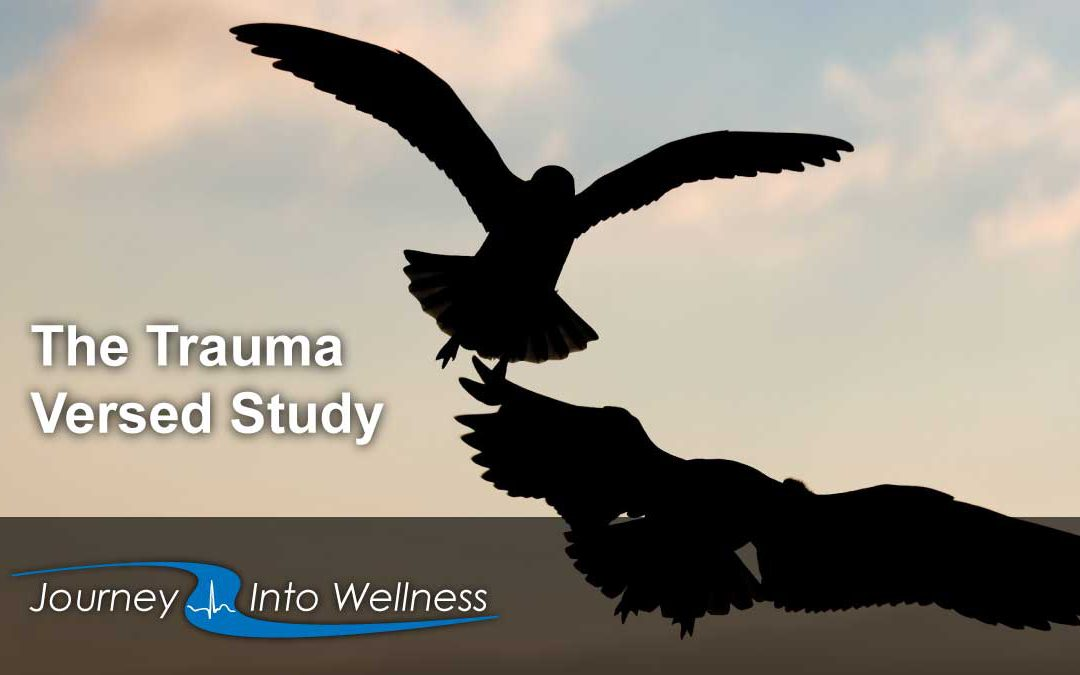 New Promotion: Take Our Trauma-Versed Survey!